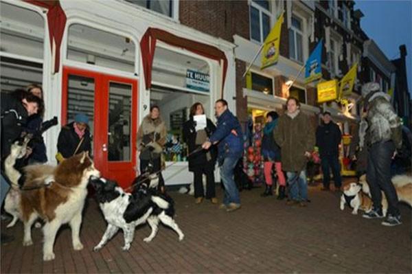 Harlinger-honden-in-kunstpr